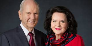 WATCH: Wendy Nelson Offers Exciting Peek Inside President Nelson's ...