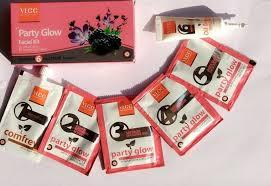 vlcc party glow kit review