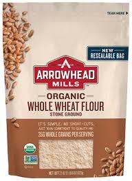 whole wheat flour stone ground