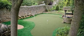 outdoor putting greens european golf