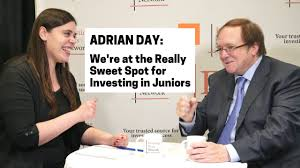 Adrian Day: We're at the Really Sweet Spot for Investing in Juniors -  YouTube