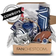dallas cowboys memorabilia gift set