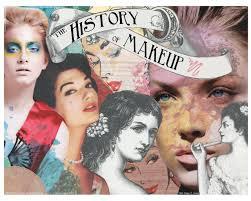 history of makeup cosmetics saubhaya