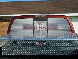 Truck Window Decal Custom Truck Sticker Truck Graphics Window Perf Truck Window Perf Back Glass Decal Personalized Decal Automotive