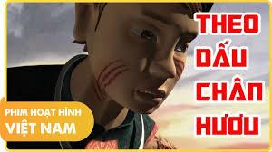 Theo Dấu Chân Hươu | Phim Hoạt Hình Việt Nam | Hoạt Hình 3D