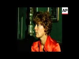 SYND 18-7-73 ABIGAIL HARRIS TALKS ABOUT THE KIDNAP OF HER SON ...