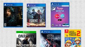 Best Video Games 2019: Our favorites ...