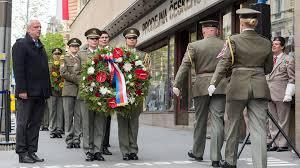 Projevy ústavních činitelů k 75 výročí Pražského povstání a konce ...