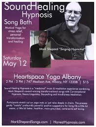 sound healing hypnosis in albany ny