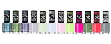 rimmel 60 seconds chameleon nail polish