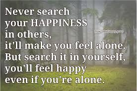 quotes about happiness is an inside job