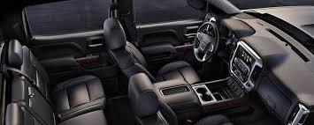 2018 gmc sierra 1500 interior features