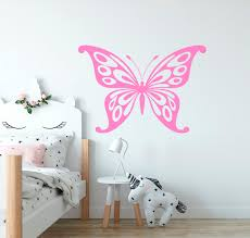 Large Butterfly Wall Decal Wall Stickers Ireland Home Decor