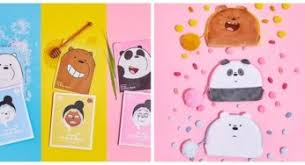 we bare bears skin care archives