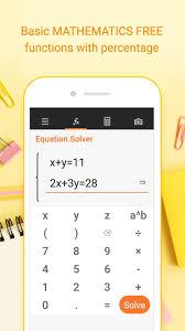 math calculator math problem solver