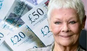 Judi Dench net worth ...