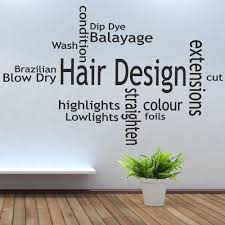 Cheap Wall Stickers Buy Directly From China Suppliers Attention Pls The Golden Color Is Different Pice A Beauty Salon Design Beauty Salon Decor Beauty Salon
