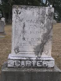 Ada Carter (1857-1919) - Find A Grave Memorial