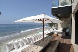 glass patio railing cottage deck