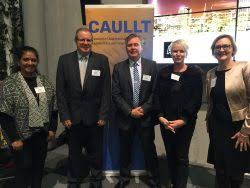 NZ universities at CAULLT event : CAULLT