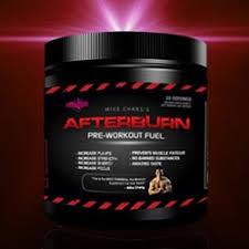 afterburn fuel pre workout supplement