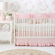 girl baby bedding sets blush new