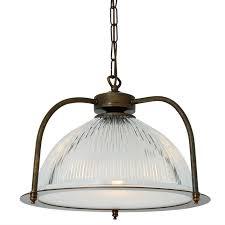 bousta holophane pendant light with