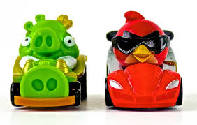 Angry Birds Go! Telepods Pig Rock Raceway Review - Saving a Buck ...