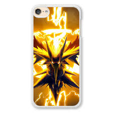 Zapdos Pokemon Go iPod Touch 6 Case - CASESHUNTER