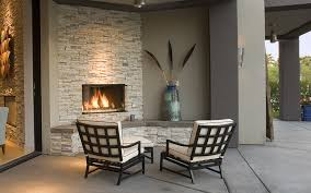 outdoor fireplace ideas the home depot