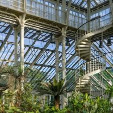 kew gardens architecture and design