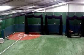 retractable batting cages by victory