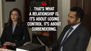 that s what a relationship is it s about losing control it s
