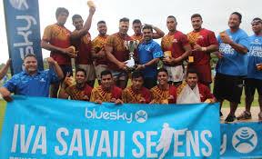 BLUESKY SAVAII 7s | Samoa News | Iniini Samoa | Samoa Islands