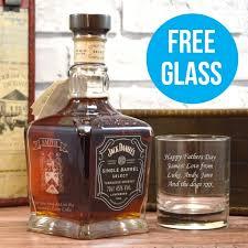 jack daniels single barrel fathers day gift