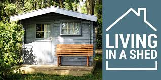 living in a shed an in depth guide to