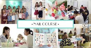 nail course manicure cl in 3