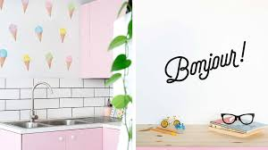What Is The Difference Between A Wall Decal And A Wall Sticker Made Of Sundays