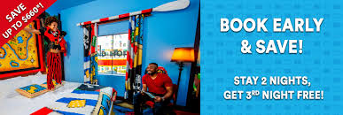 legoland book early and save book