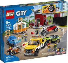 60258 Tuning Workshop by LEGO City - FUNdamentally Toys