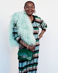 Calypso Rose rocks luxury fashion brand in French interview | Loop ...