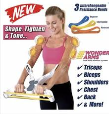 fitness system arm upper body workout