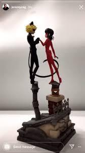 Miraculous Ladybug Cat Noir Figure