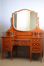 edwardian dressing table by maple co