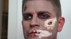 zombie makeup tutorial advanced