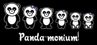 Panda Bear Family Car Decal Sticker Custom Made Family Car Decals Stickers Custom Car Decals Stickers