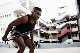CrossFit, Home Workout, Back, Bands