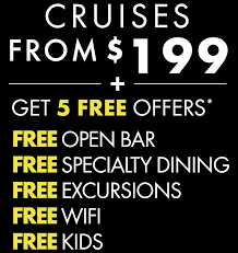 cruises cruise deals plan your