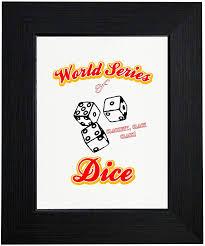 Royal Prints World Series of Dice Skit ...