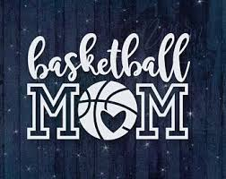 Basketball Car Decal Etsy